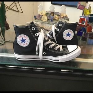 CONVERSE ALL STAR CT HI TOP SNEAKERS SZ 8